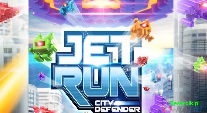 Jet Run: City Defender – myśliwcem pośród wieżowców