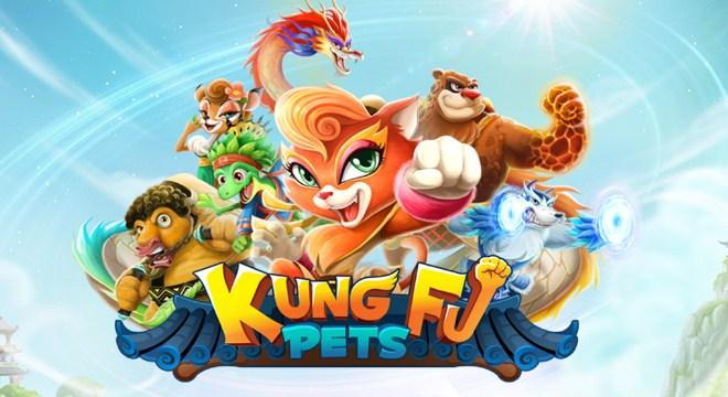 Kung Fu Pets – obudź legendarnych wojowników