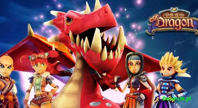 Mark of The Dragon – zbierz smoki i ruszaj do walki