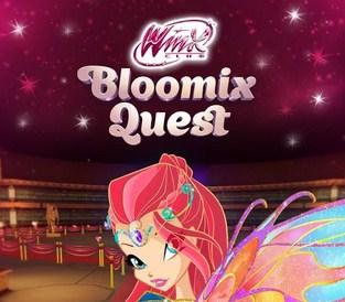 Winx Bloomix Quest – przeżywaj przygody z wróżkami