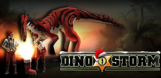 Dinozaury także lubią Boże Narodzenie