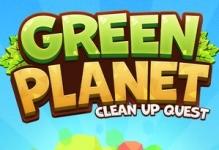 Green Planet: Clean Up Quest – pomóż oczyścić całą planetę