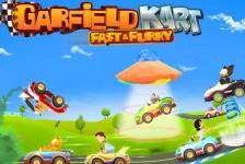 Garfield Kart Fast & Fury – wyścigi w kreskówkowym stylu