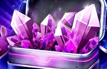 Kryształy w Total Domination