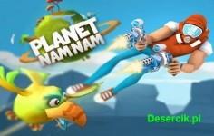 Planet Nam Nam – uratuj ludzkość przed złowieszczym drobiem