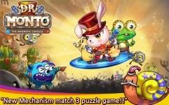 Dr. Monto : Shooting Puzzle, gdzie królik walczy ze swoimi demonami