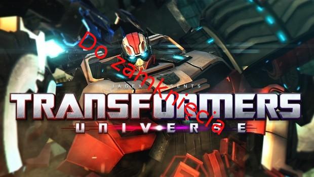 Jagex ogłasza datę zamknięcia serwerów Transformers Universe