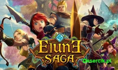 Elune Saga: Interfejs użytkownika