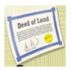 land deed akt własności