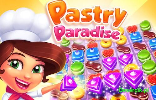 Pastry Paradise: Gotowanie ze szczyptą logicznej rozgrywki