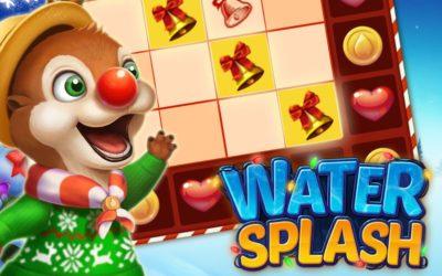 Water Splash: Wciągająca match trójka na Facebooku