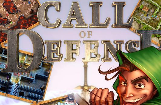 Call of Defense: Broń swoją bazę przed hordami zombie