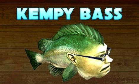 Hungry Shark Evolution: Jak znaleźć Kempy Bass?