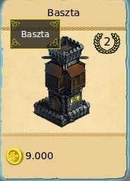Baszta w Battle of Beasts