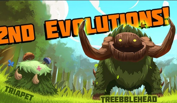 Ewolucja Battle Camp
