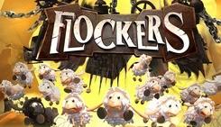 Flockers – uratuj owieczki przed robalami