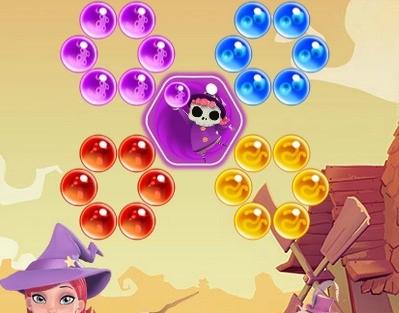Bubble Witch 2 Saga: Jak pokonać Morganę?