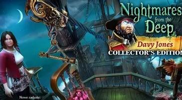 Nightmares: Davy Jones – przeklęta wyspa czeka na śmiałków