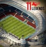 Legends Play-Off, Samolot i zeppelin w 11 Legends