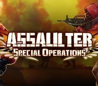 Assaulter Special Operations – wspaniałe wspomnienie z Metal Sluga