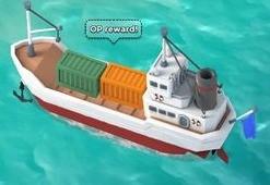 Frachtowiec przejęty od Blackguard