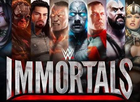 WWE Immortals – gwiazdy wrestlingu na twoim smartfonie