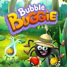 Bubble Buggie – pomóż pająkom w ich sieciowe misji