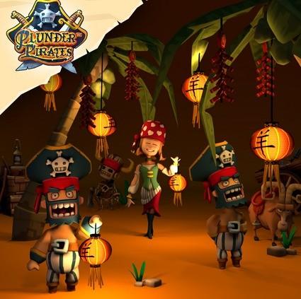 Chiński Nowy Rok czas zacząć w Plunder Pirates!