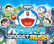 Doraemon Gadget Rush – zbieraj dzwonki i walcz z kosmitami