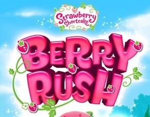 Strawberry Shortcake: Berry Rush – runner i tworzenie wypieków w jednej apce