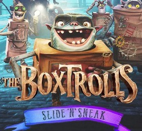 The Boxtrolls: Slide 'N' Sneak – Pudłaki atakują