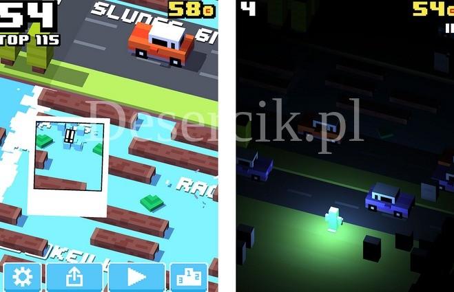 Crossy Road na Androida