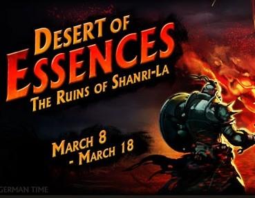 Drakensang Online: Event Pustynia Esencji tylko do 18 marca