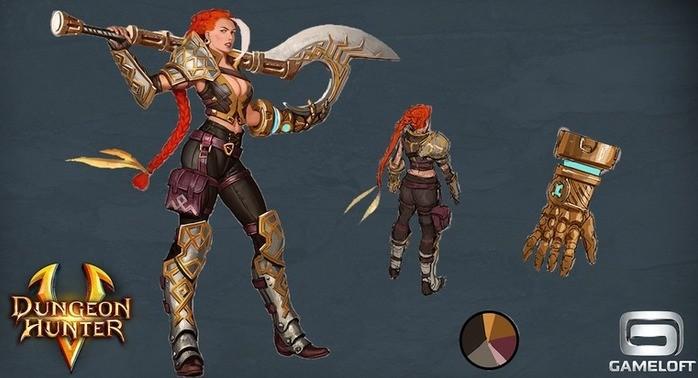 Ewolucja w Dungeon Hunter 5, czyli poradnik młodego wojownika