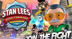 Stan Lee's Hero Command – Prowadź drużynę superbohaterów