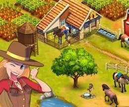 Gonitwa z przeszkodami w Horse Haven World Adventures