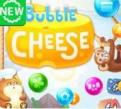 Gra Bubble Cheese – pomóż Super Kotowi pokonać kosmitów