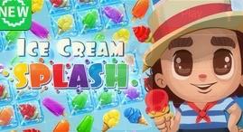 Gra Ice Cream Splash – zbieraj przepyszne lody