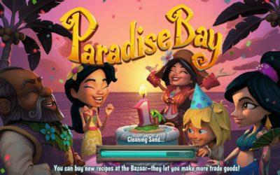 Paradise Bay – zbuduj własną wyspę pośrodku niczego