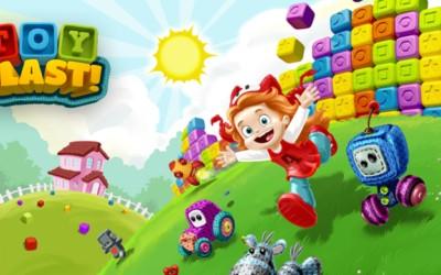 Toy Blast – poukładaj dziecko swoje zabawki!