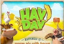 Nowe zwierzaki i zmiany w gonitwach – Hay Day