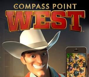 Compass Point: West – karcianka na dzikim zachodzie