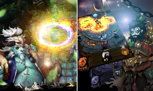 Ekscytująca gra MOBA na Androida