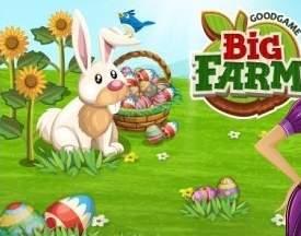 Goodgame Big Farm – Poszukiwacze słodyczy na Wielkanoc