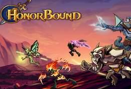 Gra HonorBound, czyli RPG które kiedyś było dobre
