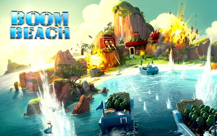 Boom Cannon w Boom Beach
