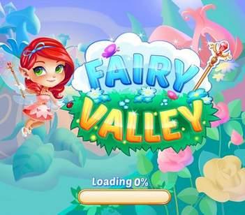 Gra Fairy Valley: Miejsce gdzie wróżki tworzą magię