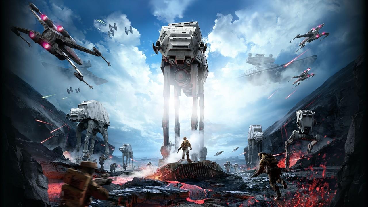 EA zapowiada Star Wars: Battlefront i będzie to shooter!