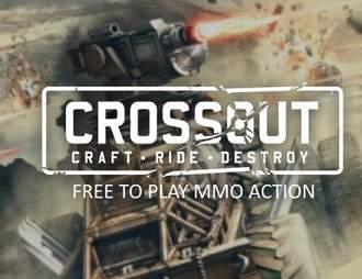 Zabawy z uzbrojeniem, czyli stwórz maszynę wojenną w Crossout