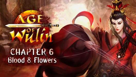Age of Wulin Chapter 6: Blood and Flowers już jutro na serwerach gry